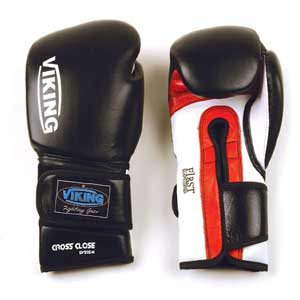"VIKING ""Cross Velcro  Γάντια box επαφής – Viking Fitness a4b813717f6"