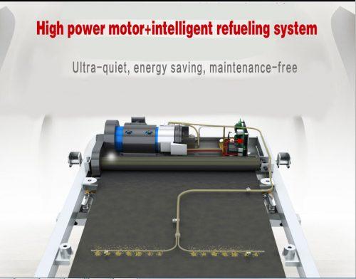 Viking Auto Lubrication System